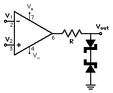 zener diode hyperphysics zener controlled output switching
