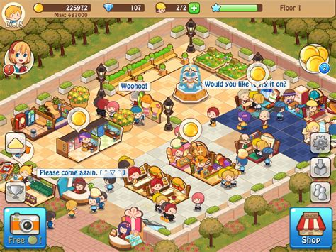 download mod game happy mall story happy mall story เกมส สร างห างสรรพส นค า สน กส ดส ส น