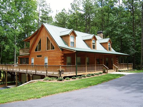 country modular homes log modular home prices country homes to build mexzhouse com modular cabin with split log siding by nationwide homes