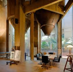cement factory turned into home old cement factory turned into a home by ricardo bofill