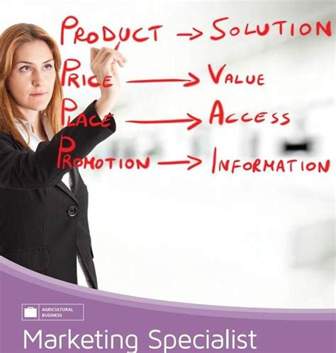 Advertising Specialist by Agriculture Career Marketing Specialist Agriscience Education Pi
