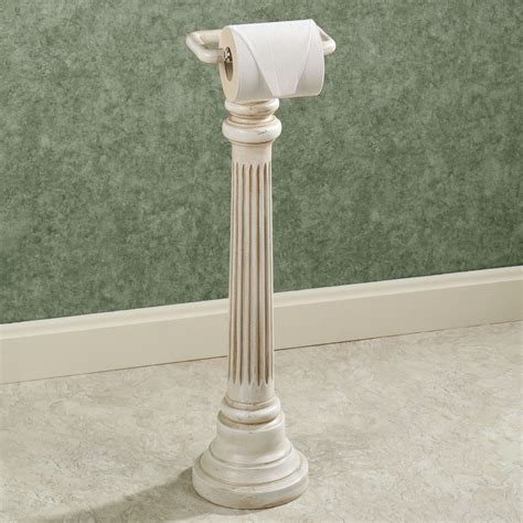 toilet paper stand column toilet paper stand