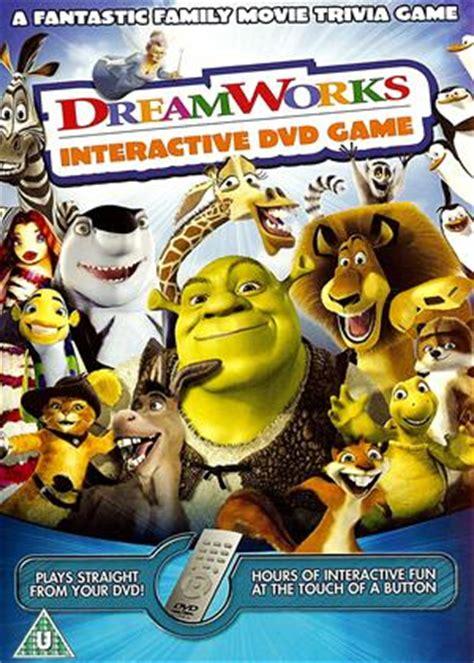 film quiz dvd rent dreamworks interactive dvd game1900 film