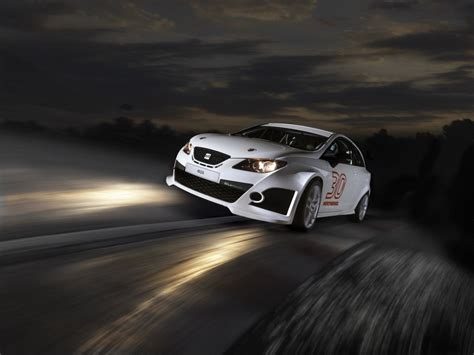 SEAT Ibiza SC Trophy Cup Racer Presented   autoevolution