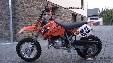 Ktm Operation Time 2006 Ktm 50 Sx Mini Adventure
