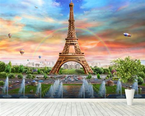 Wall Murals Eiffel Tower Eiffel Tower Wall Mural Eiffel Tower Wallpaper