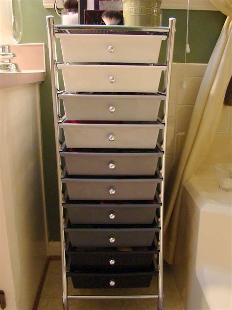 Makeup Storage Drawers by It S All Pretty To Me Makeup Nail Storage