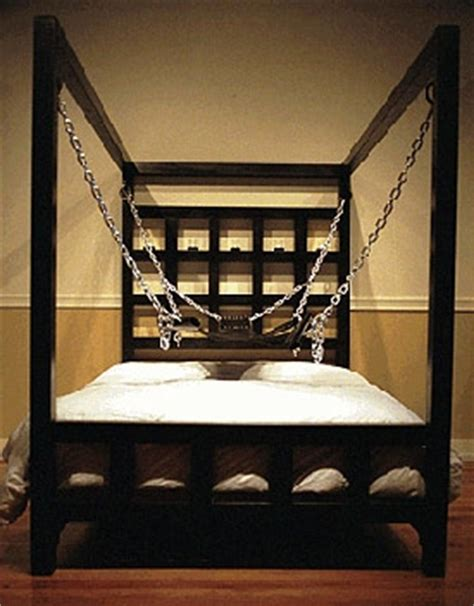 bedroom bondage ideas check out this bed omg i m gonna buy one of these 35
