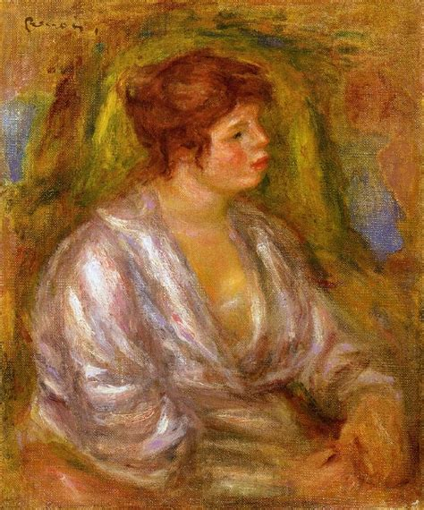 Reclining Renoir by Portrait Of A Prev Next