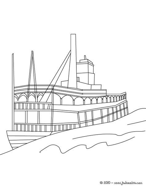 dessin bateau a vapeur coloriages bateau 224 vapeur 224 imprimer fr hellokids