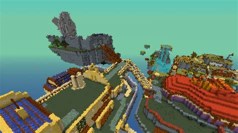 legend of zelda minecraft map seed minecraft the legend of zelda skyward sword adventure map