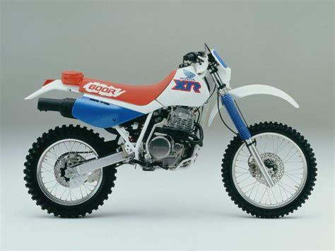 honda 600 bike for dirt bike magazine honda xr600r bring it back