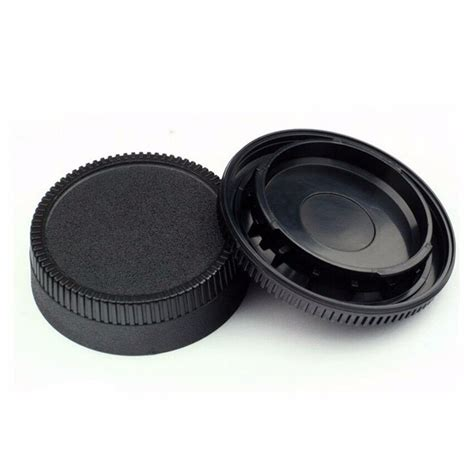 new front rear lens cap cover for nikon af af s lens dslr slr ebay
