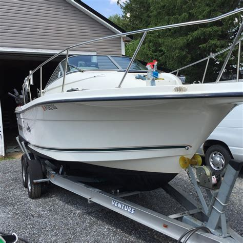 boats for sale silver lake ny walleye 2002 trophy pro 2352