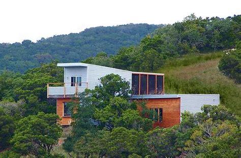 jetson green modern passive solar cascade house jetson green 62 innovative green homes of 2009