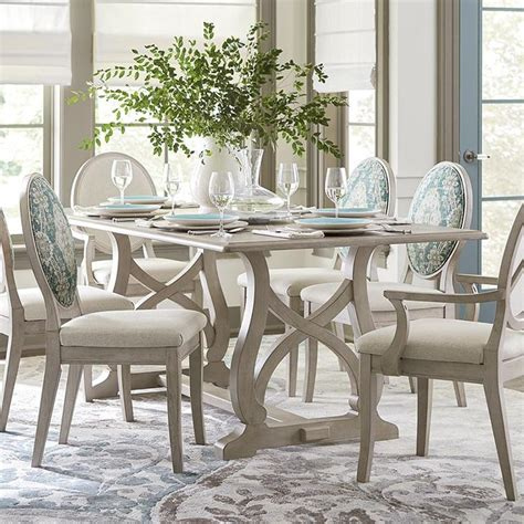 58 Best Bassett Custom Dining Images On Pinterest Dining Bassett Furniture Dining Room Sets