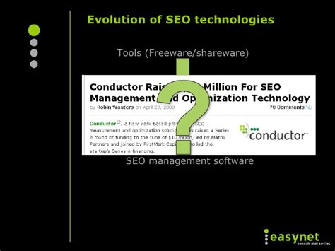 Seo Technology by Seo Technology Going Beyond The Tools Easynet Affilicon