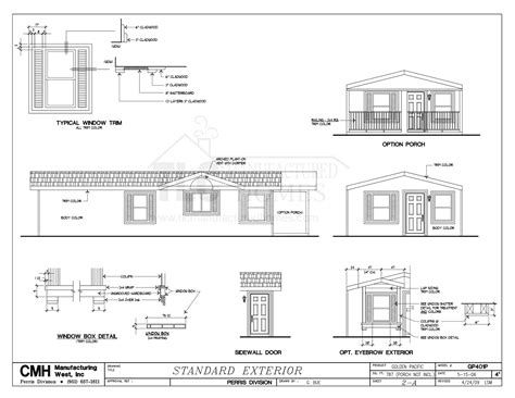 mobile home floor pacific manufactured homes floor plans