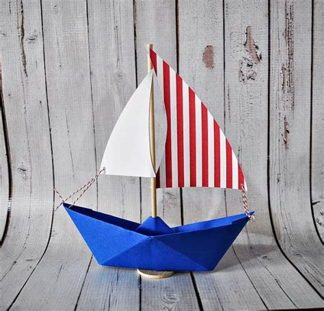 Paper Ship - 25 best ideas about paper boats on sailor