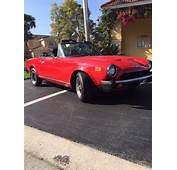1981 FIAT 124 SPYDER 2000 For Sale  Fiat Other