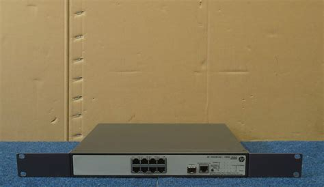 Murah Hp Jg350a Hp Switch 1910 8g Poe 180w Managed Switch 1 Sfp hp procurve 1910 8g poe 180w 8 port gigabit etherent