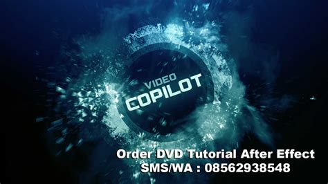 tutorial after effect indonesia kumpulan tutorial after effect 41 dvd bahasa indonesia