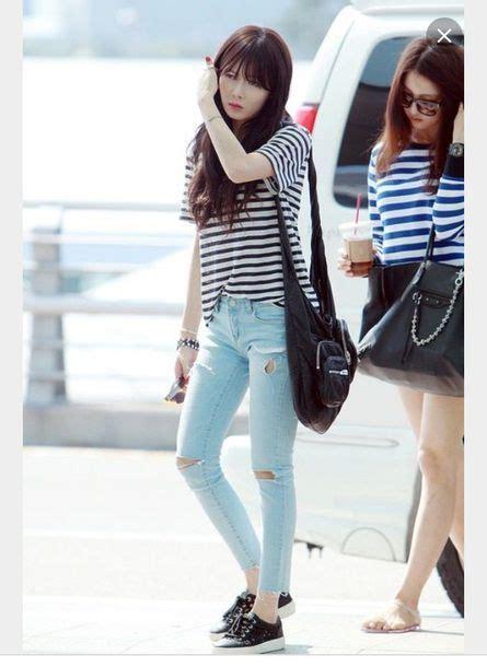 Kaos Line Koreanstyle New Update shoes 4minute hyuna 4minute hyuna kpop kdrama korean style korean fashion korean