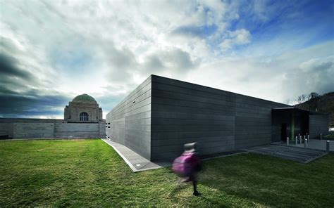 Home Design Education Australian War Memorial Canberra Australia Denton Corker
