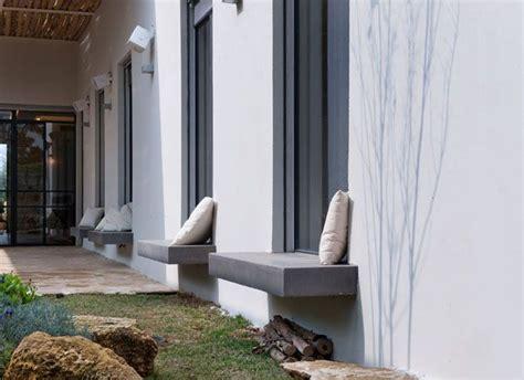 davanzali in cemento i davanzali in cemento sono tutti dotati di cuscini per