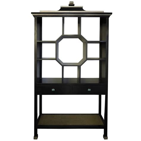 modern curio cabinets modern version dorothy draper style chinoiserie curio