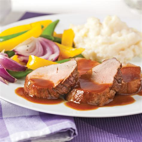 cuisine a la biere filets de porc 224 la bi 232 re et m 233 lasse recettes cuisine