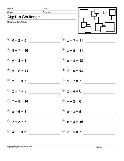 5th grade math expressions worksheet worksheets for all