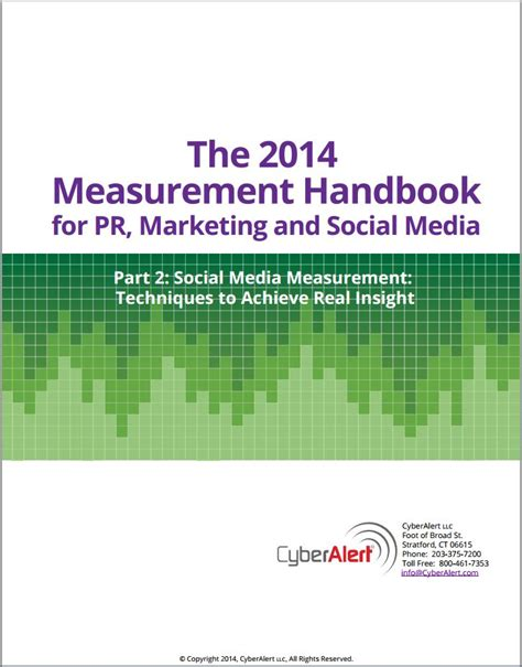 the handbook of social media books social media measurement handbook techniques to achieve