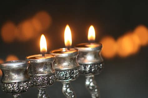 Thursday Three Lit by Thursday Challenge Light Chanukiah On Chanukah