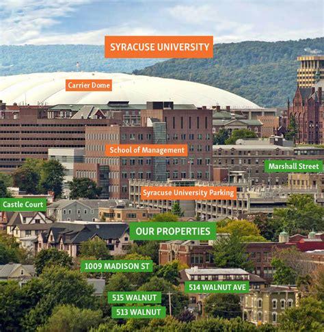 syracuse university housing home upstate management