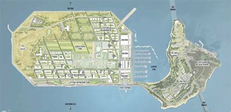 san francisco treasure island map new details emerge for treasure island master plan