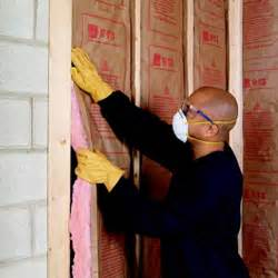 best way to insulate basement insulating interior basement walls residential