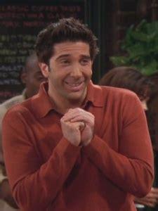 Ana Mardoll's Ramblings: Friends: Why I Dislike Ross Geller
