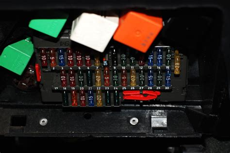 fuse box on peugeot 306 wiring diagram with description