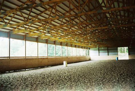 foot span wood trusses hansen buildings