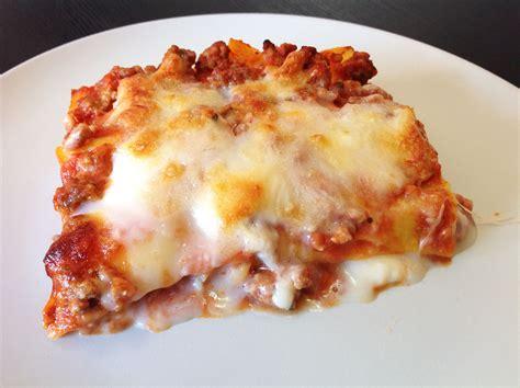 cucinare la lasagna image gallery lasagne al forno