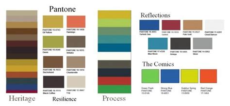 the tuscan color palette that one enterprise