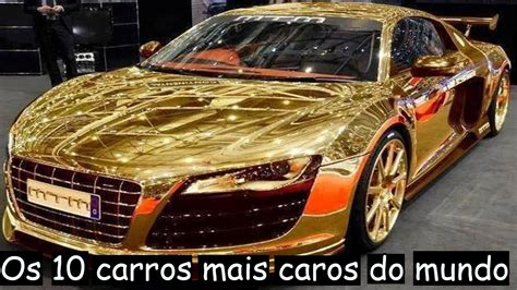 O Ferrari Mais Caro Do Mundo by Os 10 Carros Mais Caros Do Mundo Top10