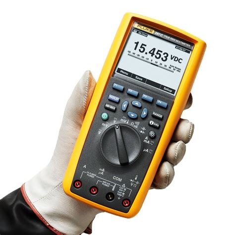 Multimeter Fluke 287 fluke 287 true rms multimeter with fluke connect multimeters electrical