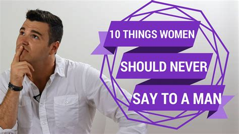 10 Things About Womans You Should by 10 Things Should Never Say To A