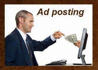 How To Make Money Online Posting Ads - how to make money posting ads online in nigeria