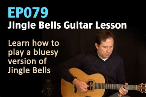 how to play jingle bells fingerstyle guitar tutorial guitar lesson categories