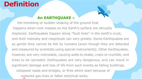 earthquake videos for students earthquake for kids