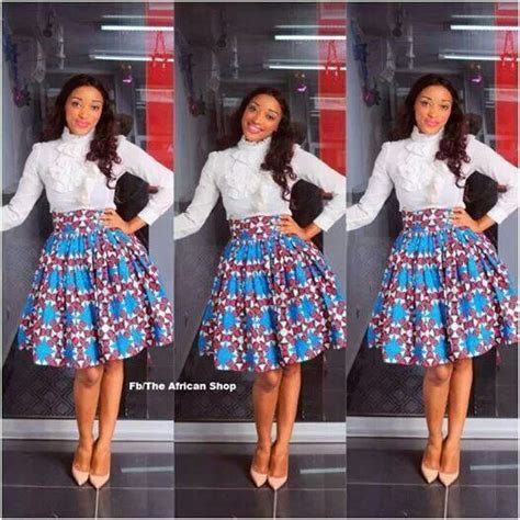 ankara skirts styles creative ankara short skirt style dezango fashion zone