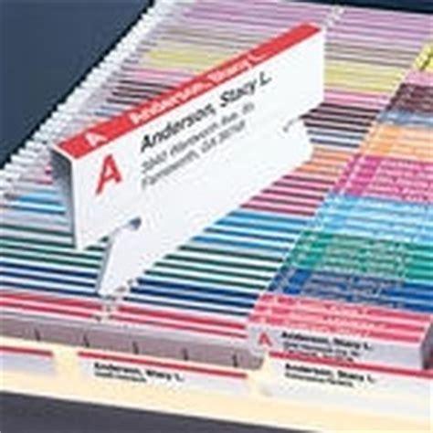 smead label templates smead colorbar viewables refill labels 64910 file